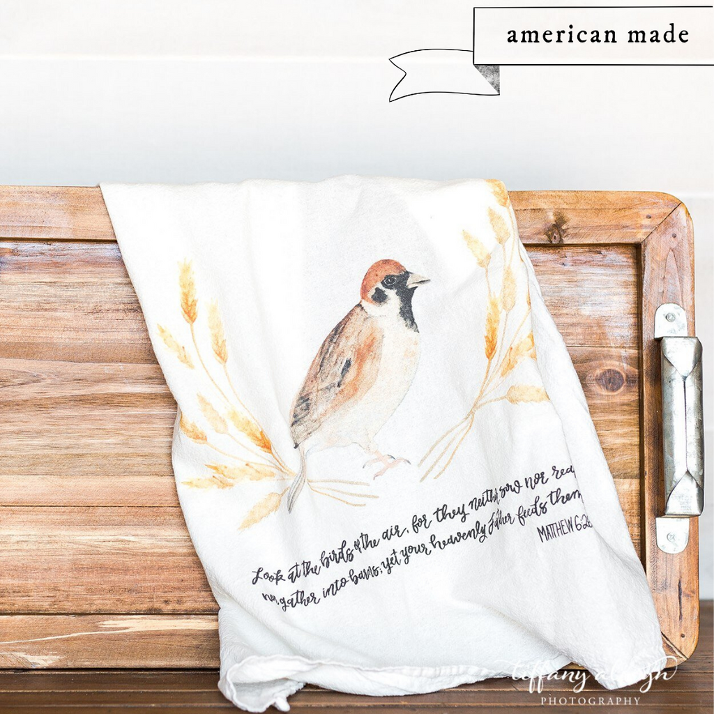 626 Tea Towel