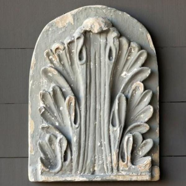 Acanthus Leaf Medallion