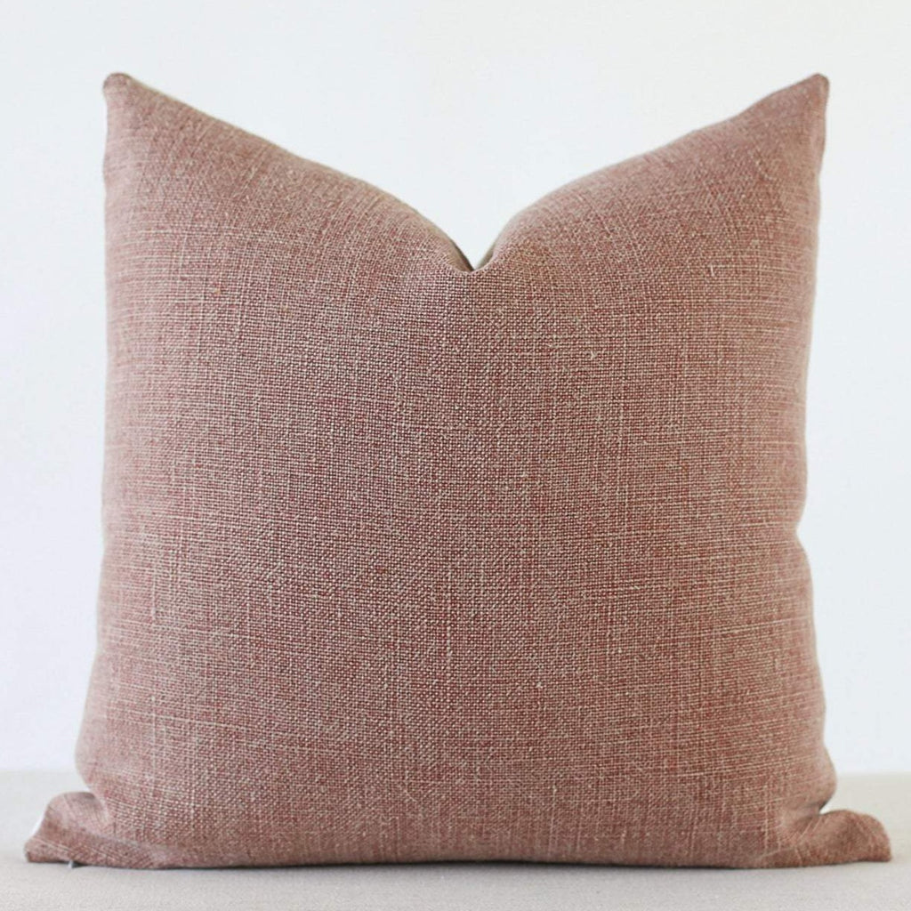 Rust Pillow Cover