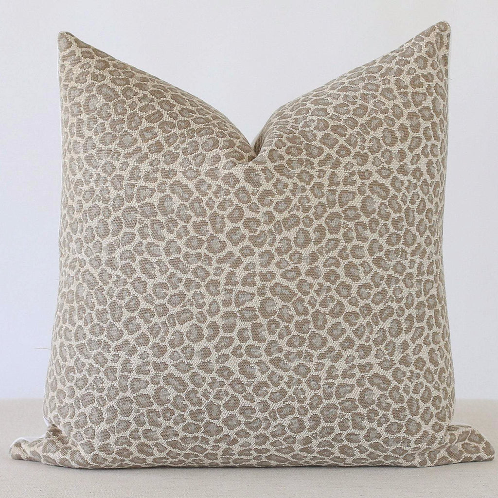 Cheetah Pillow Cover