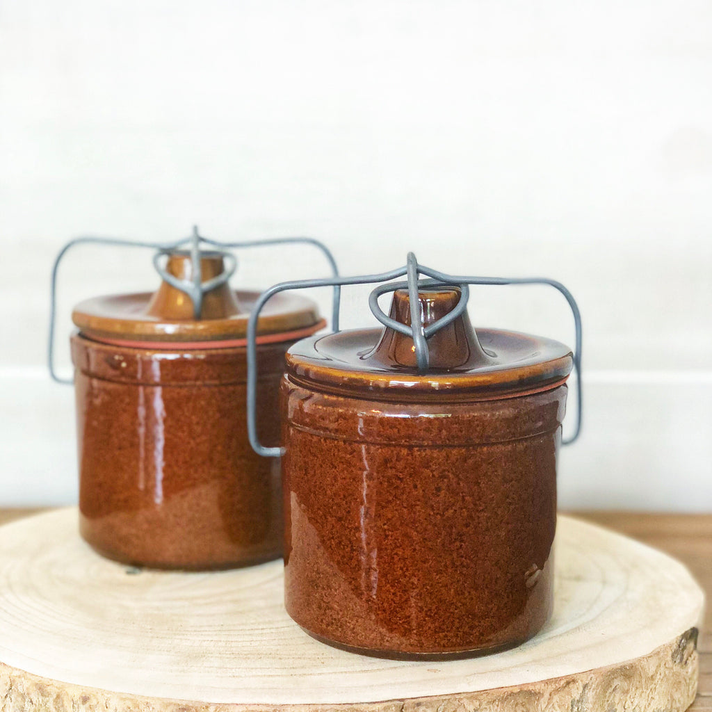 Mini Canning Crock