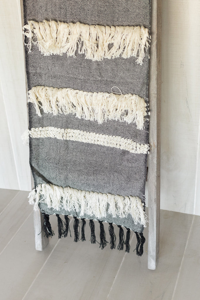 Fringed Table Runner