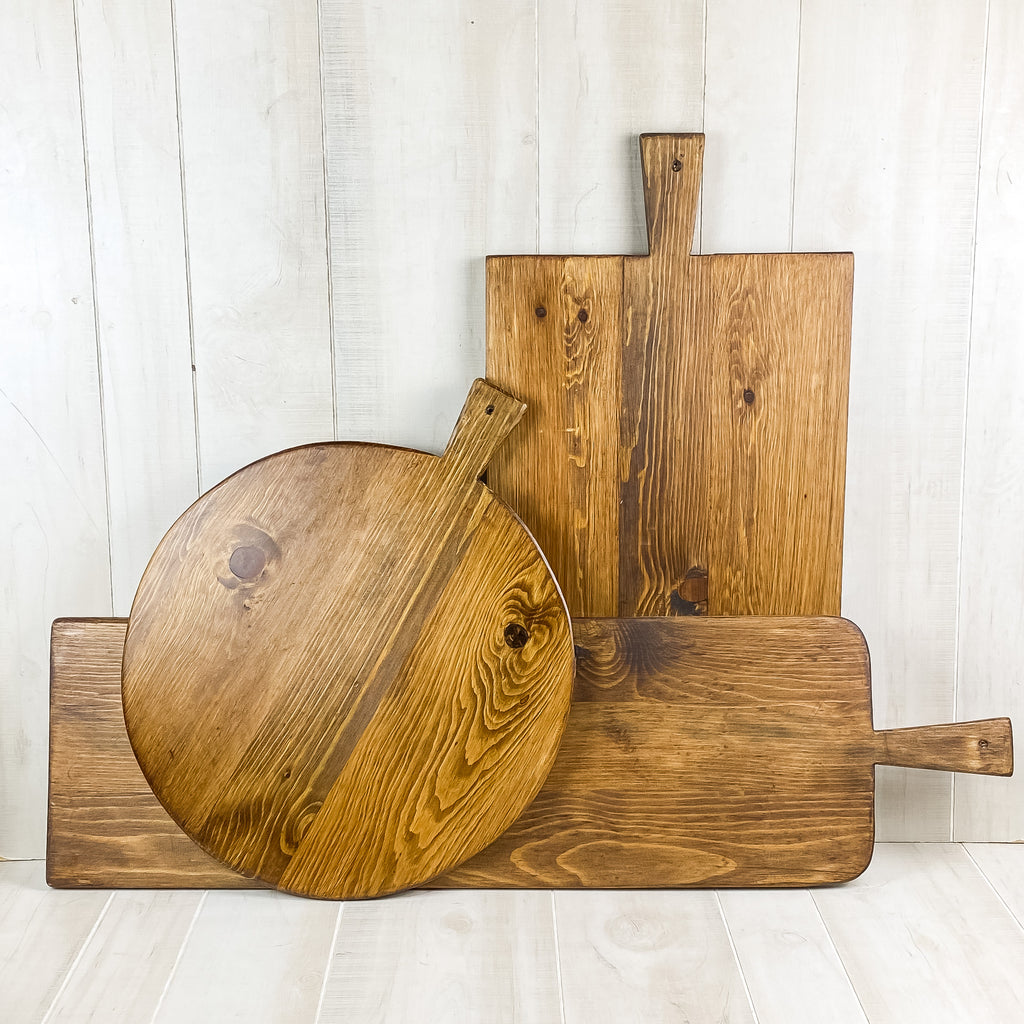 Oversized Bread Boards