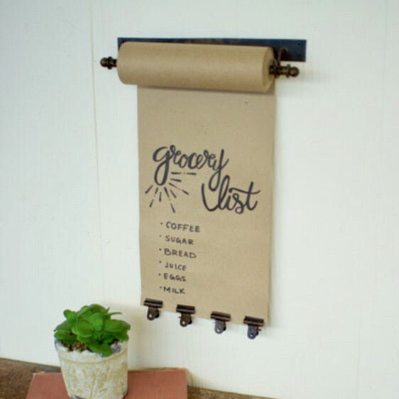 Mini Hanging Note Roll