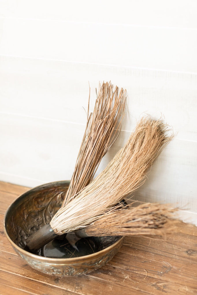 Found Handheld Brooms