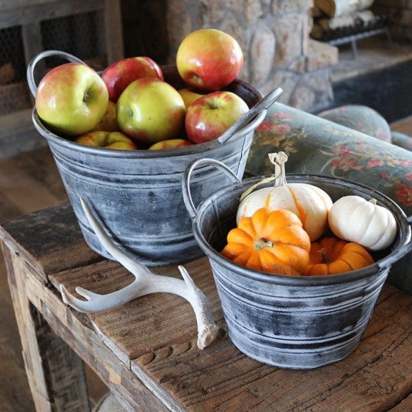 Farmhouse Round Tub Set