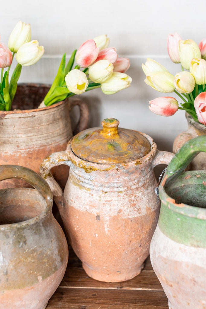 Vintage Turkish Pots & Jars