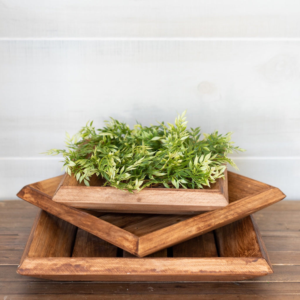 Square Nesting Trays