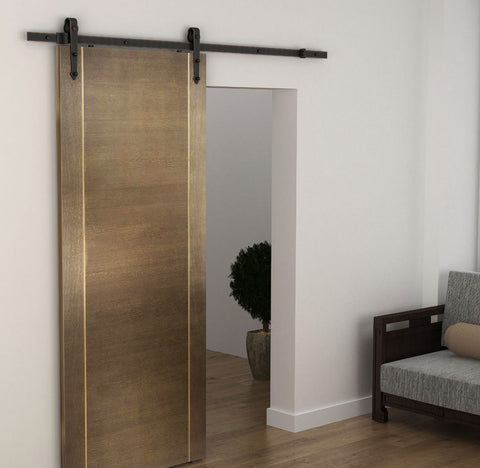 Barn Door Hardware Arrow Modern Door