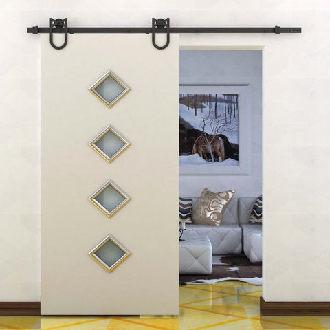 Barn Door Hardware Retro Door