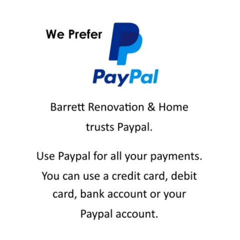 We Prefer PayPal