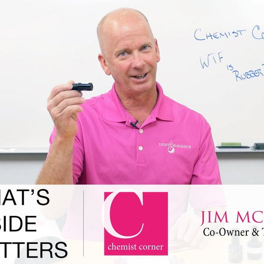 What Exactly is Rubber Base? - Chemist Corner #5 with Jim McConnell
