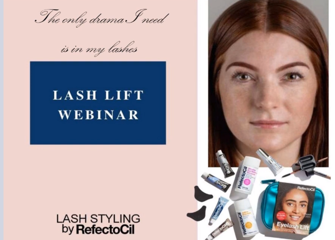 Lash Styling by RefectoCil