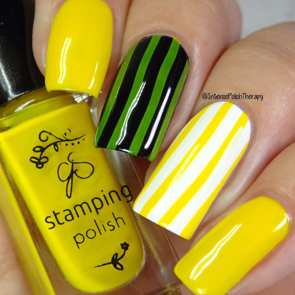 Clear Jelly Stamper Polish - CJS008 You Are My Sunshine