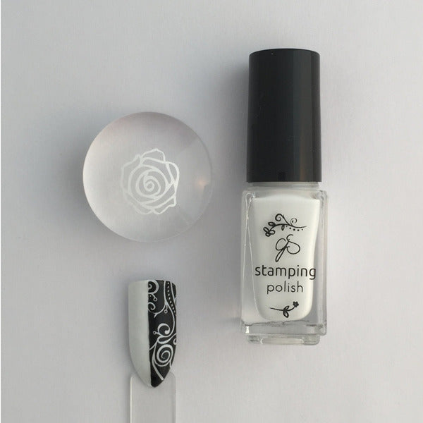 Clear Jelly Stamper Polish - #02 Jenny's Gonna Love It!! 10ml