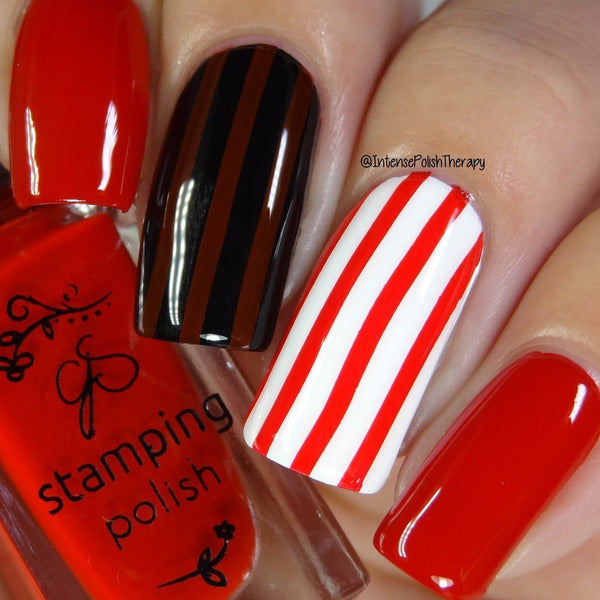 Clear Jelly Stamper Polish - CJS62 Vixen