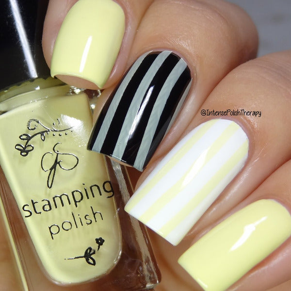 Clear Jelly Stamper Polish - #70 Magnolia