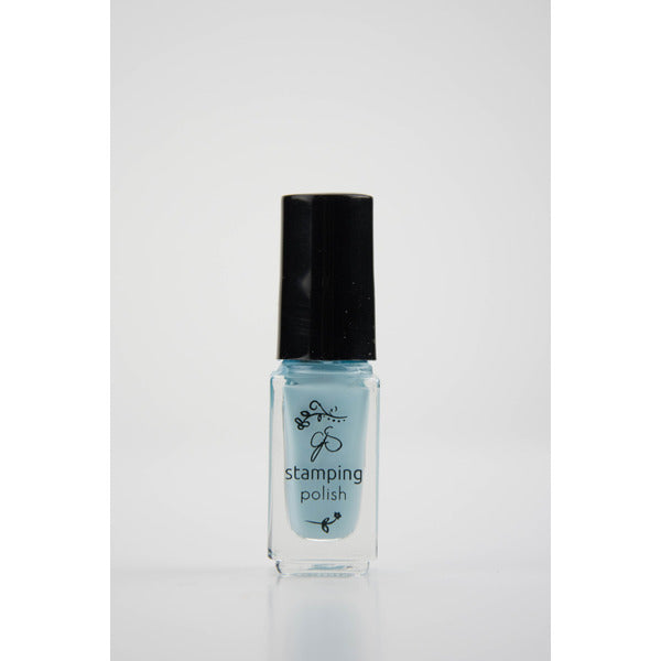 Clear Jelly Stamper Polish - #76 Morning Dew