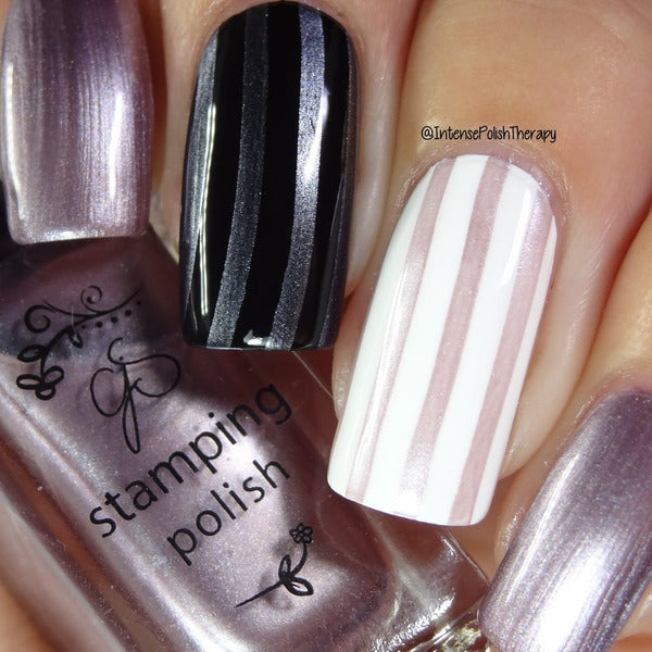 Clear Jelly Stamper Polish - #49 Sand Dunes on a Starry Night 5ml