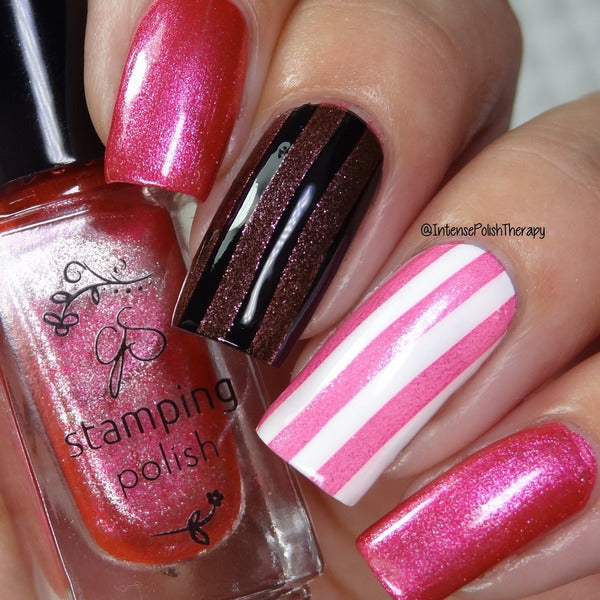 Clear Jelly Stamper Polish - CJS53 Gossip Girl 5ml