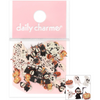 Daily Charme - Halloween Soft Paper Haunting Spirits Glitter