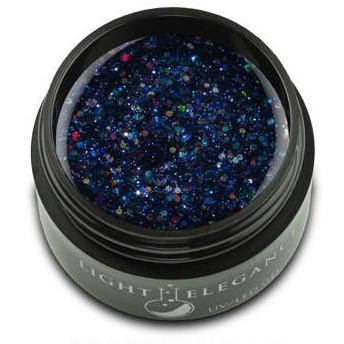 Light Elegance Glitter Gel - Beachside in Belize UV/LED