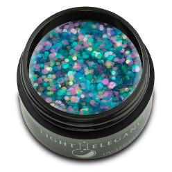 Light Elegance Glitter Gel - Bubbles UV/LED