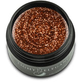 Light Elegance Glitter Gel - Cinnamon LED/UV (4213847430)