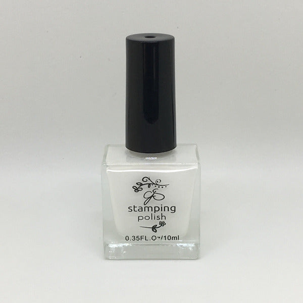 Clear Jelly Stamper Polish - CJS002 Jenny's Gonna Love It!! 10ml
