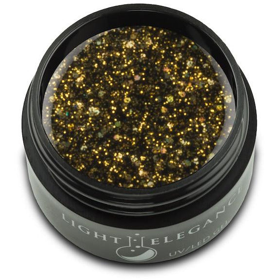 Light Elegance Glitter Gel - #Dramatic LED/UV