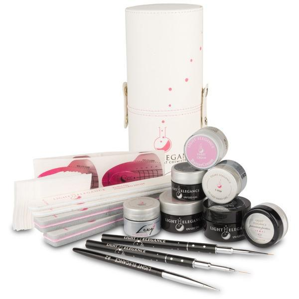 Light Elegance - The Celina Ryden Edgy Burlesque Art Kit and Instruction Video Bundle