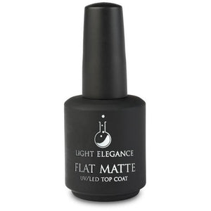 Light Elegance Gel - Flat Matte Top Coat (5870642566)