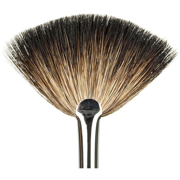 Light Elegance Brush - Fluff Daddy Large Fan Art Brush