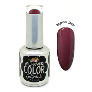 Wildflowers Gel Polish - Imperial Jewel