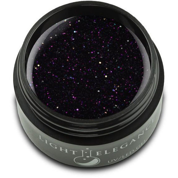 Light Elegance Glitter Gel - Galaxy LED/UV