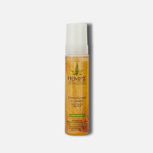 Hempz - Fresh Fusions Citrine Crystal & Quartz Herbal Foaming Body Wash