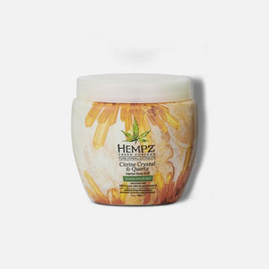 Hempz - Fresh Fusions Citrine Crystal & Quartz Herbal Body Buff