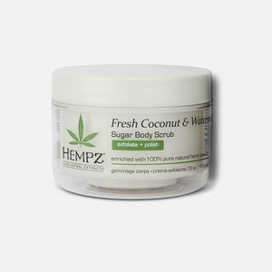Hempz - Fresh Coconut & Watermelon Herbal Sugar Body Scrub