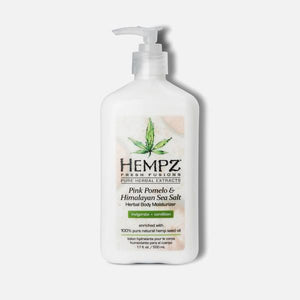 Hempz - Fresh Fusions Pink Pomelo & Himalayan Sea Salt Herbal Body Moisturizer