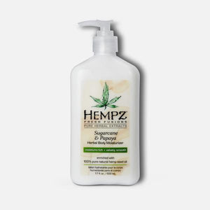 Hempz - Fresh Fusions Sugarcane & Papaya Herbal Body Moisturizer