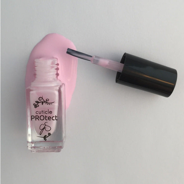 Clear Jelly Stamper Polish - PROtect