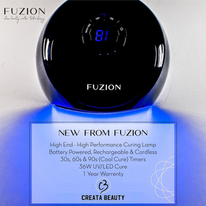 [NEW] Fuzion UV/LED Smart Rechargeable Curing Lamp