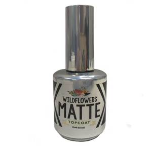 Z DO NOT USE!!!! Wildflowers Gel - Tack-Free Matte Topcoat (224923779078)