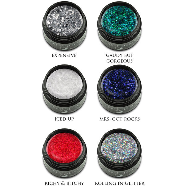 Light Elegance 2020 Winter P+ Glitter Collection - **NEW ITEM**