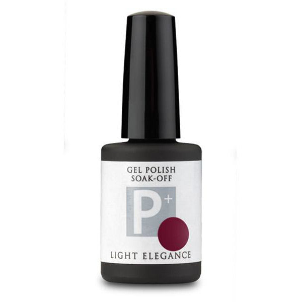Light Elegance P+ Soak Off Gel - Checking Out Your Bunsen