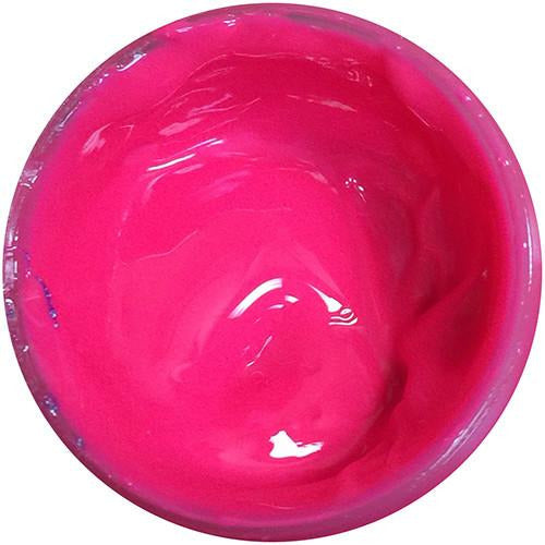 Fuzion Colourz Gel - Neon Pink UV/LED