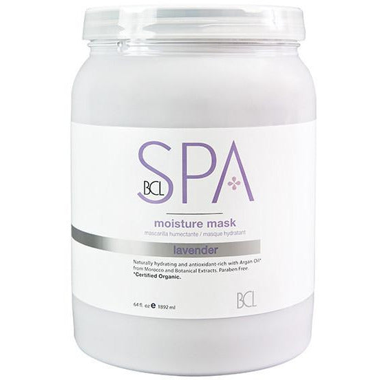 BCL Spa Moisture Mask - Lavender & Mint
