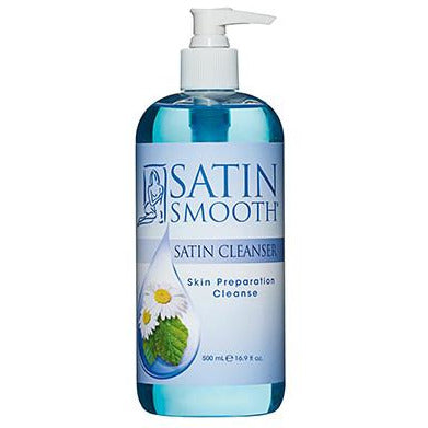 Satin Smooth Skin Preparation Cleanser (4367184326)