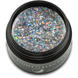 Light Elegance Glitter Gel - Silver Bells LED/UV (4215770758)