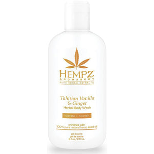 Hempz - Tahitian Vanilla & Ginger Body Wash